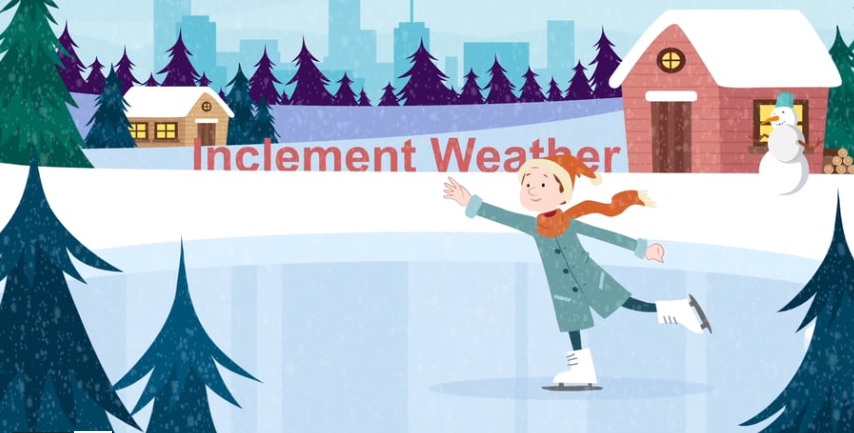 Inclement Weather PSA