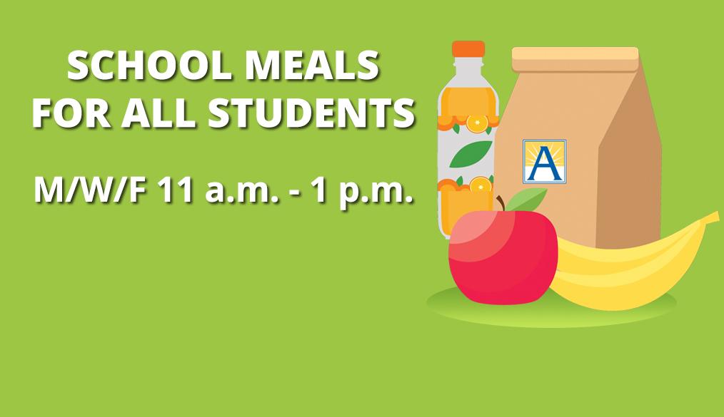 School Meals for 2020-21