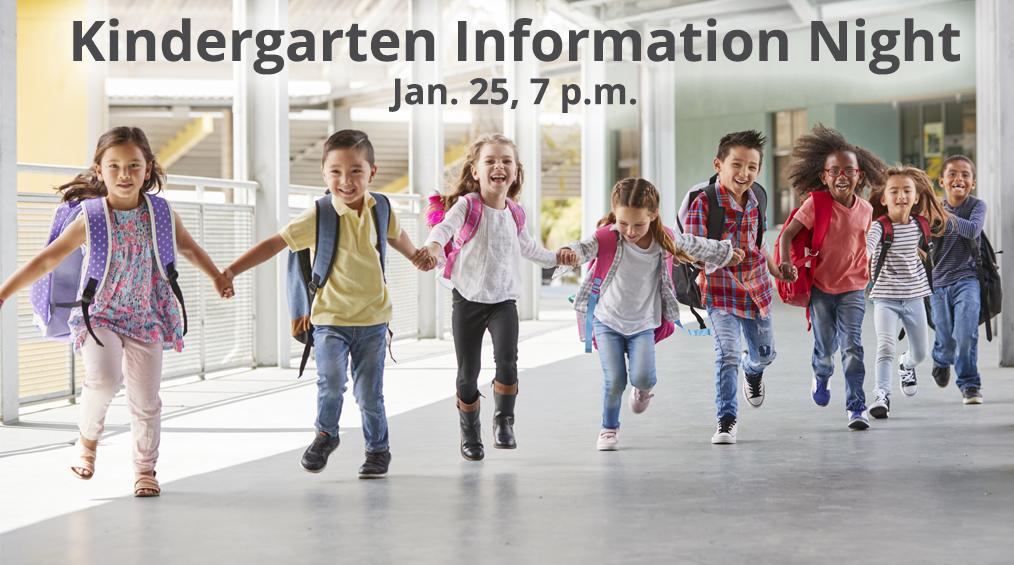 Kindergarten Information Night