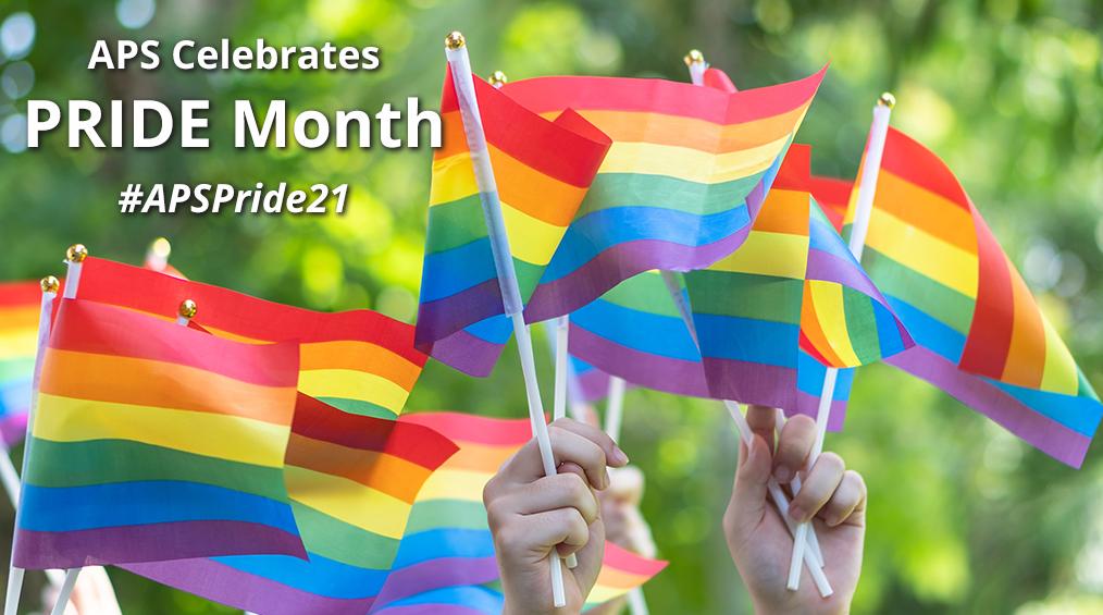 APS comemora o mês do orgulho