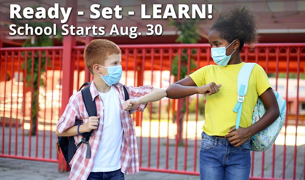 学校は30月XNUMX日に始まります